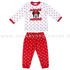 PIGIAMA NEONATA MINNIE DISNEY IN CINIGLIA