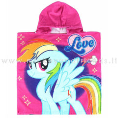 PONCHO MARE MY LITTLE PONY