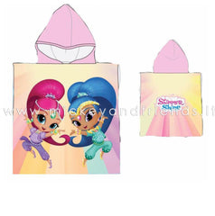 PONCHO MARE SHIMMER AND SHINE