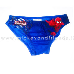 SPIDERMAN COSTUME MARE PISCINA SLIP BAMBINO MARVEL
