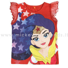 T-SHIRT WONDER WOMAN BAMBINA