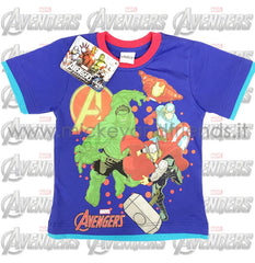 T-shirt The Avengers Estiva