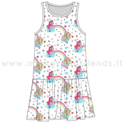 VESTITO LITTLE PONY
