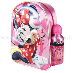 ZAINO MINNIE 3D CON BORRACCIA