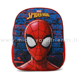 ZAINO ASILO SPIDERMAN 3D