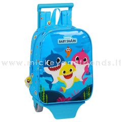 ZAINO TROLLEY ASILO BABY SHARK