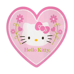 Tappeto Hello Kitty sagomato Cuore