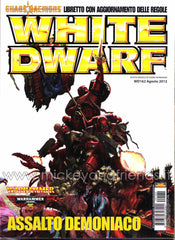 White Dwarf 162 - Rivista Games Work Shop