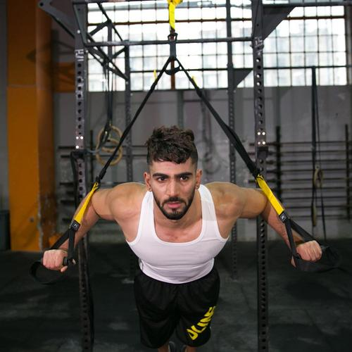 All-In-One Full Body Suspension Training System