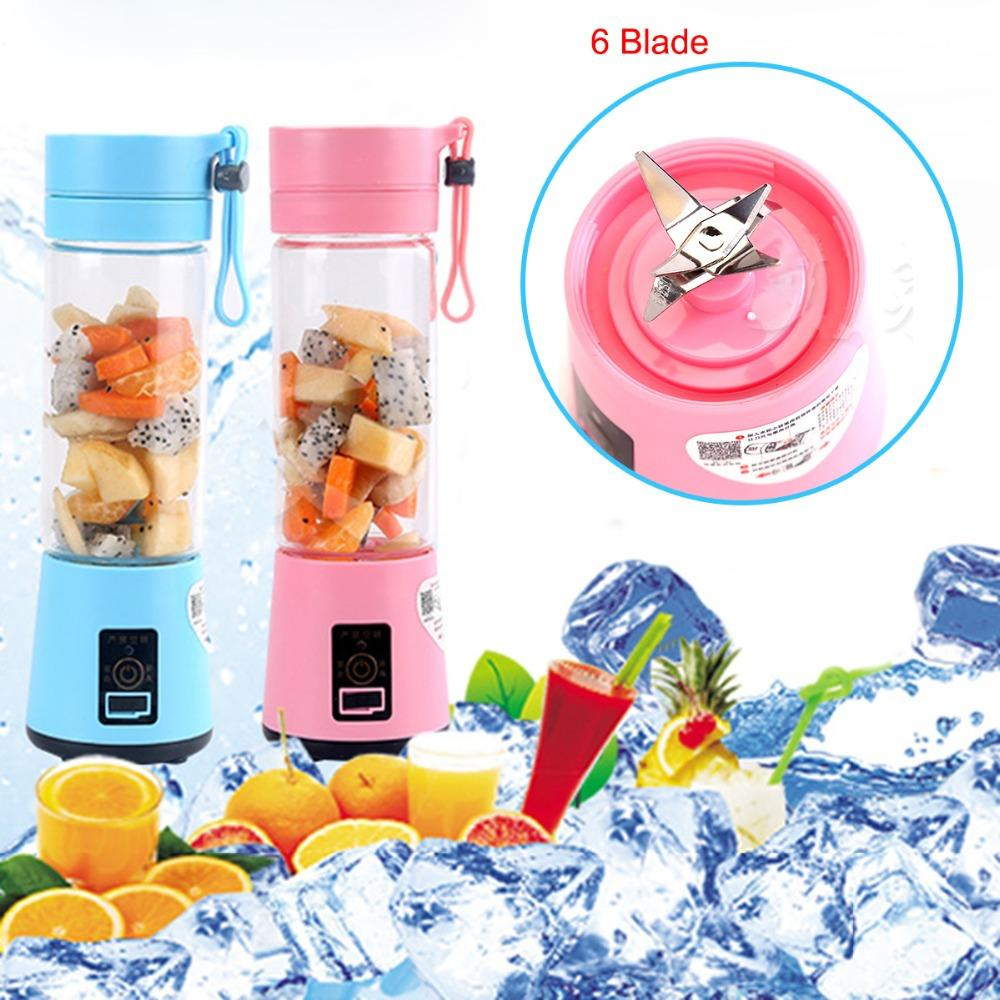 Powerful-6-Blade-Portable-Blender