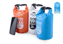 Load image into Gallery viewer, Naturehike 2L Small, Ultralight, Waterproof, Submersible Dry Bag