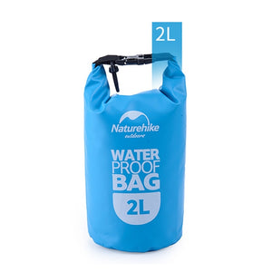 Naturehike 2L Small, Ultralight, Waterproof, Submersible Dry Bag