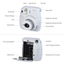 Load image into Gallery viewer, Fujifilm Instax Mini 9 Instant Film Camera with Deluxe Accessories Bundle
