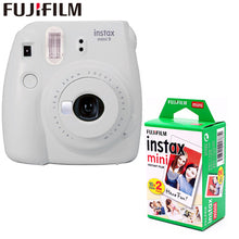 Load image into Gallery viewer, Fujifilm Instax Mini 9 Instant Film Camera (+ 20 sheets) Bundle