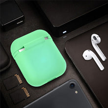 Load image into Gallery viewer, Glow-In-The-Dark Silicone Case For Apple AirPods