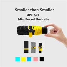 Load image into Gallery viewer, Best Mini Pocket Umbrella