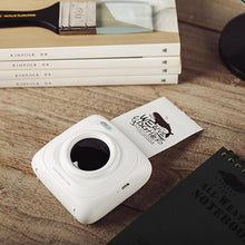 Load image into Gallery viewer, Wireless Bluetooth Mobile Photo Printer