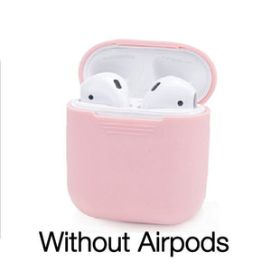 Glow-In-The-Dark Silicone Case For Apple AirPods