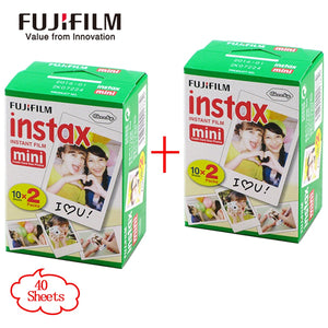 Fujifilm INSTAX Mini Instant Film (20-100 Sheets available)