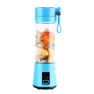 Powerful 6-Blade Portable Blender