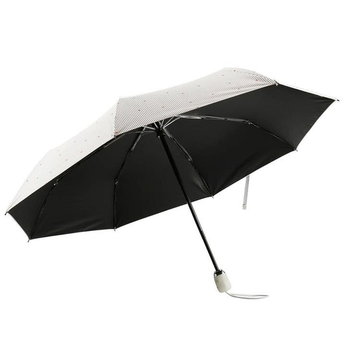 Auto Open/Close 2-Tone Umbrella