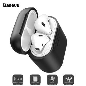 Baseus Qi Wireless Charging Case For Airpods