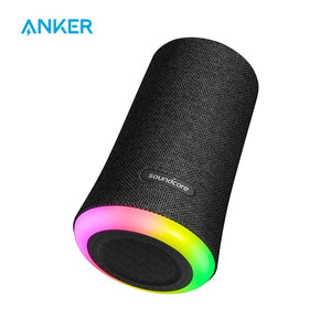 Anker Soundcore Flare Waterproof Bluetooth 360 Speaker + Ambient LED