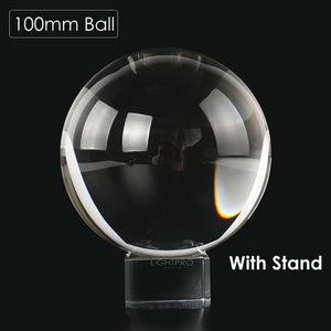Crystal Ball Photography Lens w/ Portable Bag for Photo Shooting