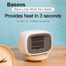Load image into Gallery viewer, Baseus Portable Electric Air Heater