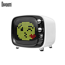 Load image into Gallery viewer, Divoom Tivoo LED Pixel Art Portable Retro Wireless Bluetooth Speaker