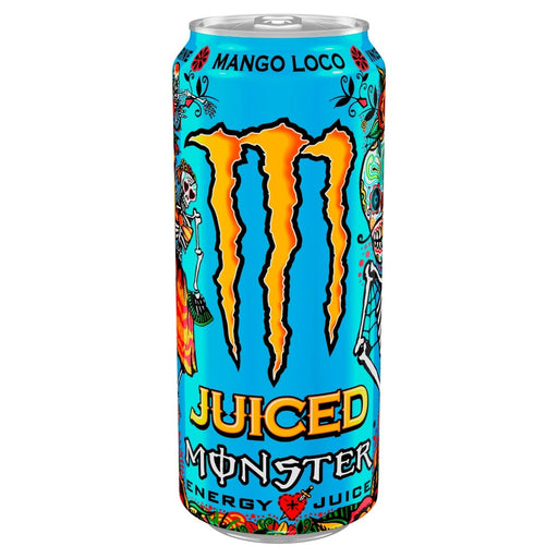 MONSTER JUICE MANGO LOCO (500 ml) - AffamatiUSA