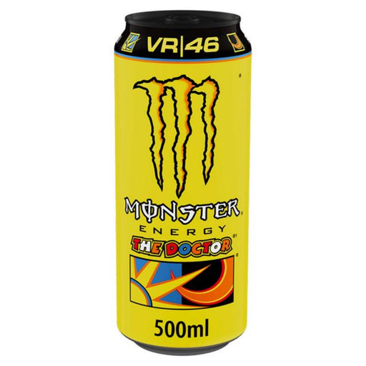 MONSTER ENERGY VR46 (500 ml) - AffamatiUSA