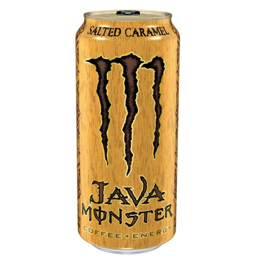 MONSTER JAVA SALTED CARAMEL (443 ml) - AffamatiUSA