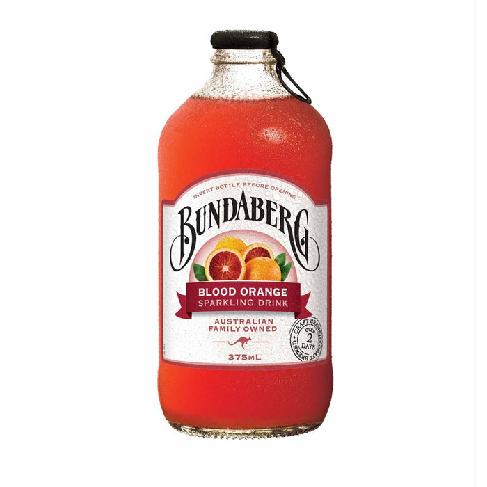 BLOOD ORANGE BUNDABERG (375 ml) - AffamatiUSA