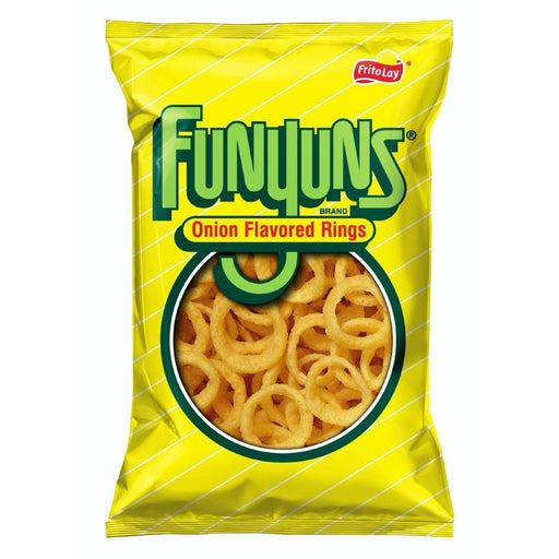 FUNYUNS ONION RINGS REGULAR BIG BAG - AffamatiUSA