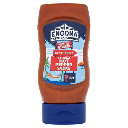 ENCONA HOT PEPPER SAUCE (285 ml) - AffamatiUSA
