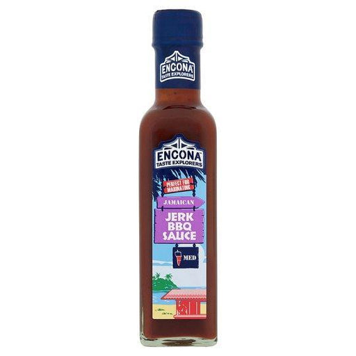 ENCONA JAMAICAN JERK BBQ (142 ml) - AffamatiUSA