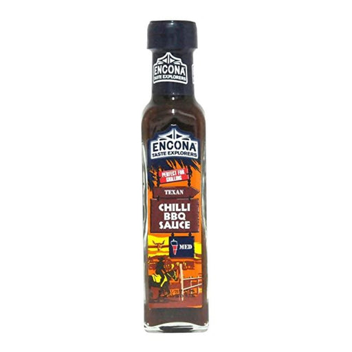 ENCONA TEXAN CHILI BBQ SAUCE (142 ml) - AffamatiUSA