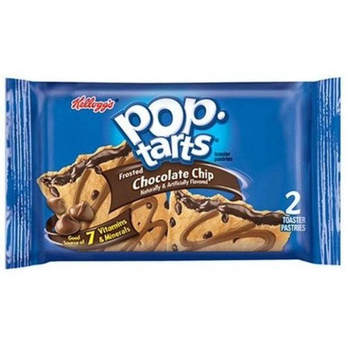 POP TARTS CHOCOLATE CHIP - AffamatiUSA