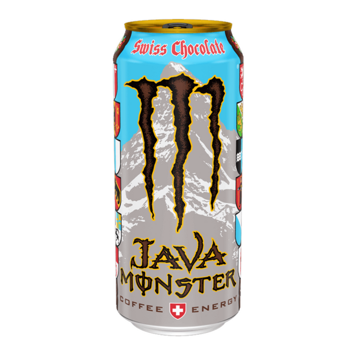 MONSTER JAVA SWISS CHOCOLATE - AffamatiUSA