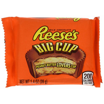 REESE'S BIG CUP (40 g) - AffamatiUSA