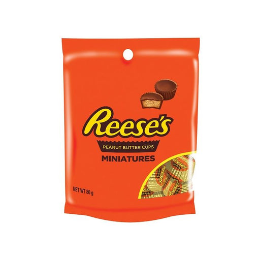 REESE'S MINI PEANUT BUTTER CUPS - AffamatiUSA