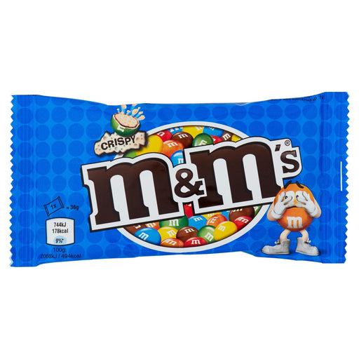 M&M' S CRISPY (36 g) - AffamatiUSA