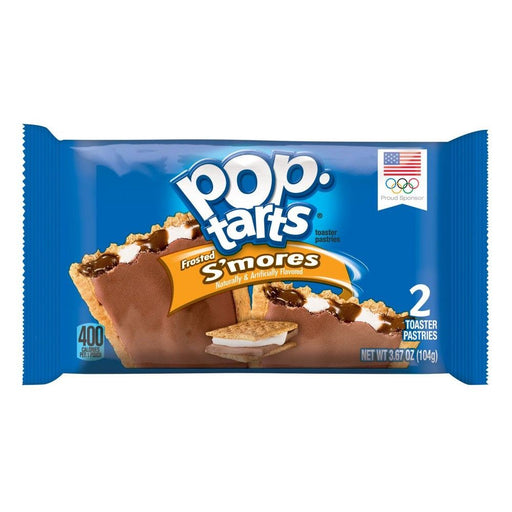 POP TARTS FROSTED S'MORES - AffamatiUSA