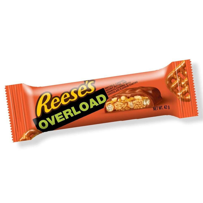 REESE'S OVERLOAD (42 g) - AffamatiUSA