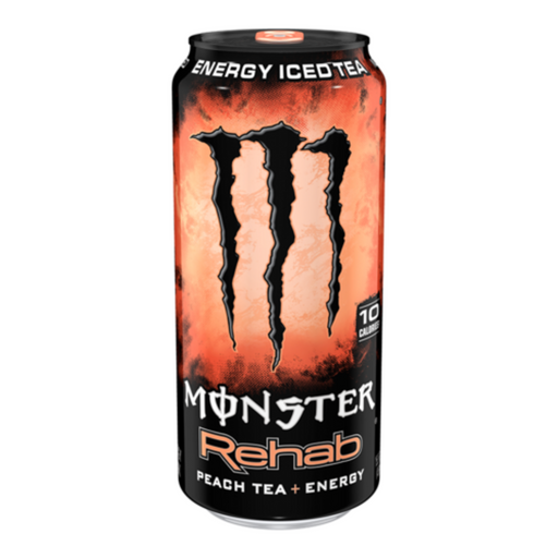 MONSTER REHAB PEACH (473 ml) - AffamatiUSA