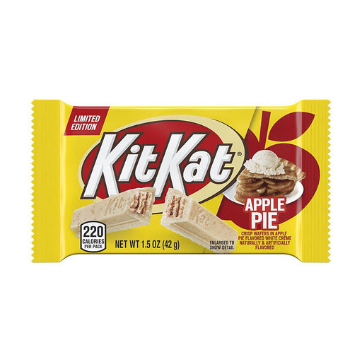KIT KAT LIMITED EDITION APPLE PIE (42 g) - AffamatiUSA