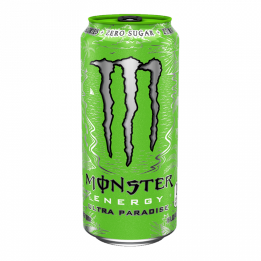 MONSTER ENERGY ULTRA PARADISE (500 ml) - AffamatiUSA