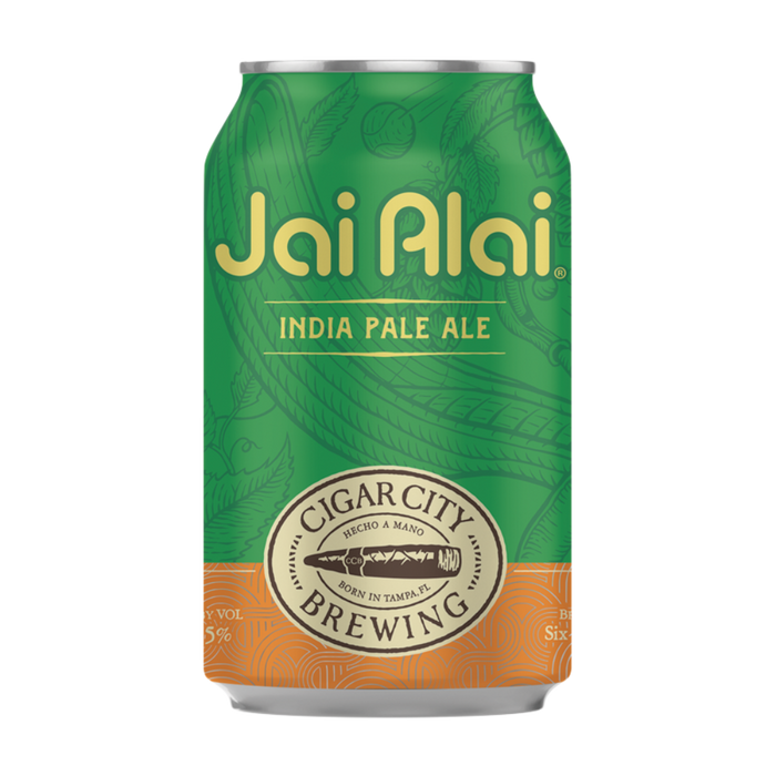 JAI ALAI IPA CIGAR CITY (355 ml) - AffamatiUSA