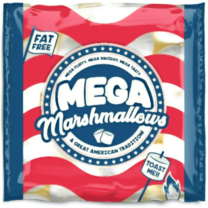 MEGA MARSHMALLOWS (550 g)
